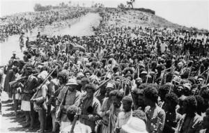 Ethiopian Troops