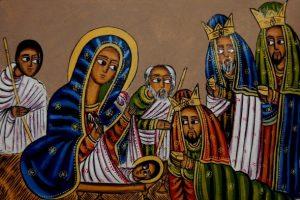 Ethiopian Christmas Genna Janauary 7th
